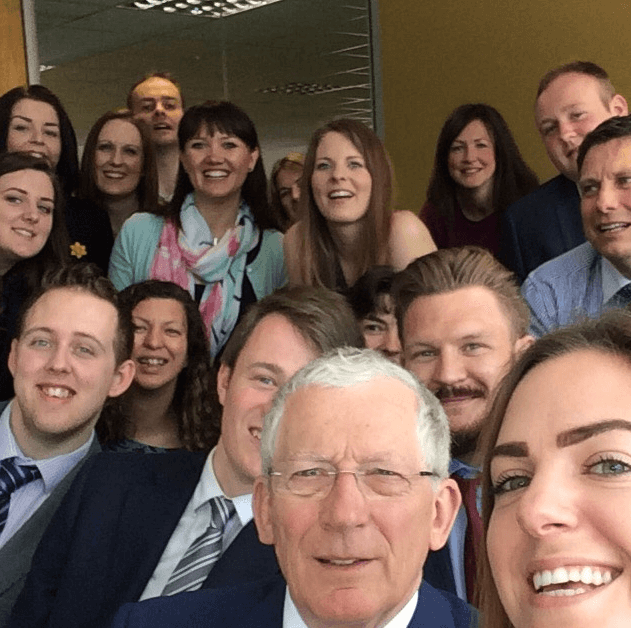 News - Welcoming Nick Hewer to Citation