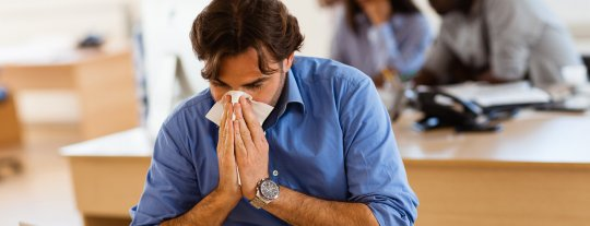 Is Sick Building Syndrome affecting your workforce?