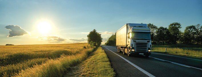 Data Driven Logistics