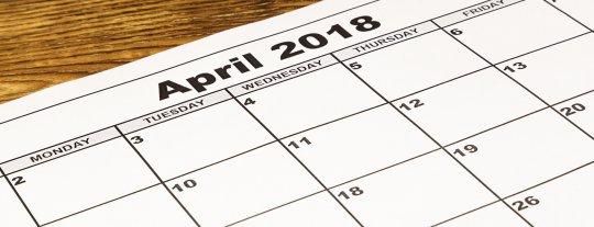 April update: employment law changes