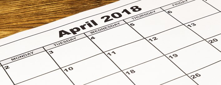April employment law changes
