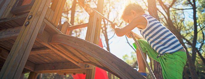 Sun safety in nurseries