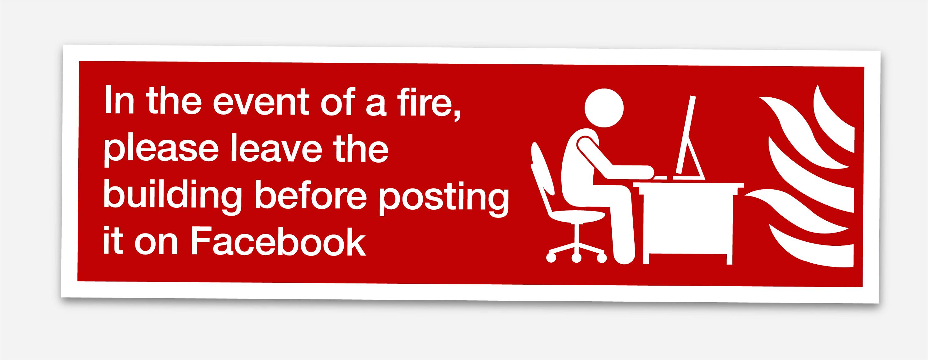 Facebook-fire