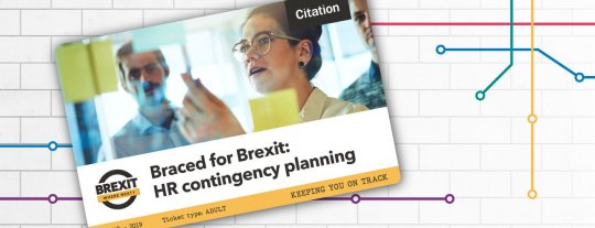 Braced for Brexit? HR Contingency planning