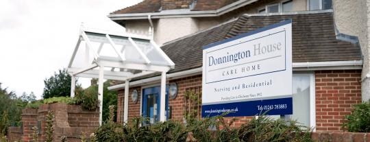 Donnington House Care Home